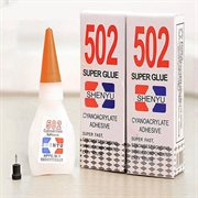 Sekundlim - Super Glue 502. 10 ml med applikator